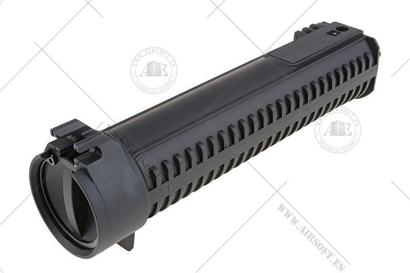 Magazynek mid-cap 200 kulek do replik typu PP-19 Bizon_1.jpg