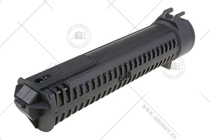 Magazynek mid-cap 200 kulek do replik typu PP-19 Bizon_2.jpg